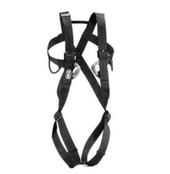 Jual Harness Full Body 8003 Black Petzl Murah