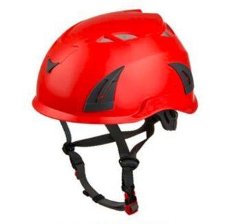 Jual Red Ranger helmet Climb Murah